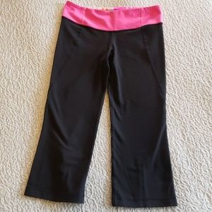 Lululemon Capri Crop Yoga Pants